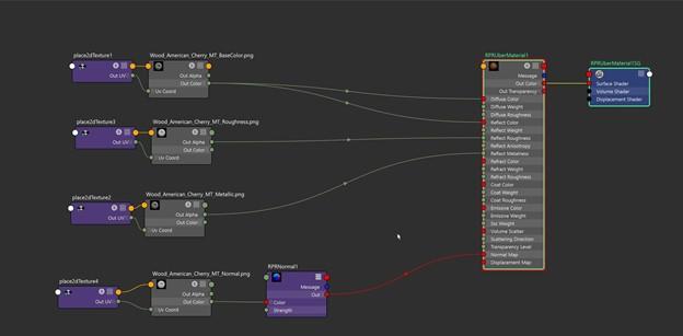 Autodesk Maya Connections